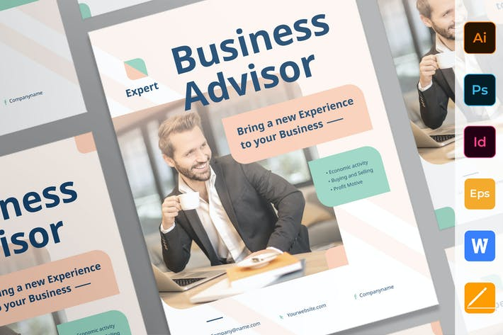 Thumbnail for Business Advisor Poster
