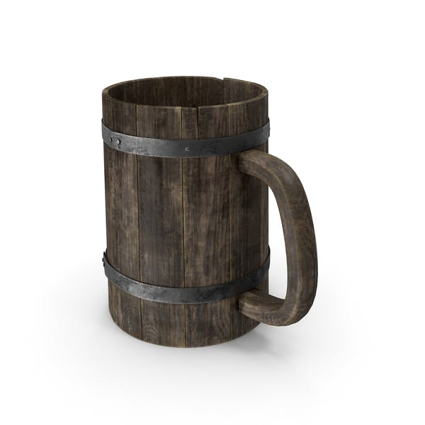 Thumbnail for Wooden Cup