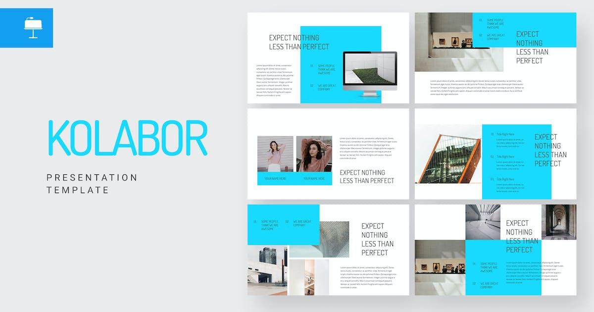 Download Kolabor - KeynoteTemplate by amsupply