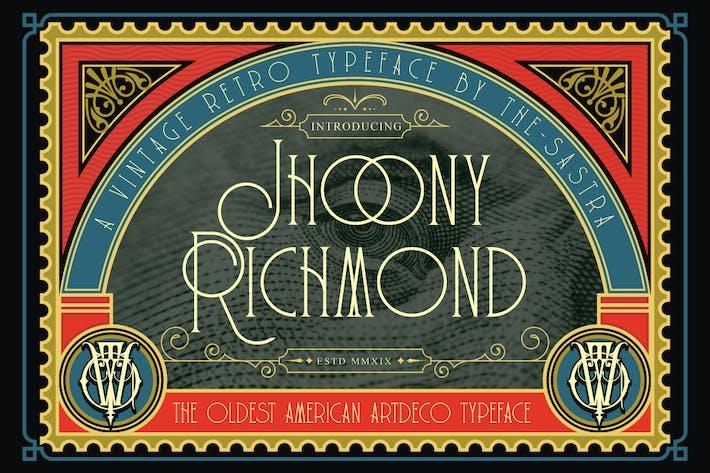 Thumbnail for Jhoony richmond