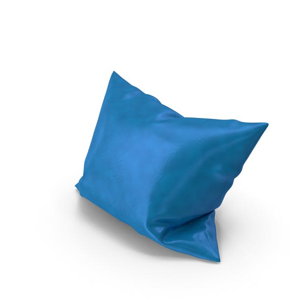 Thumbnail for Blue Pillow