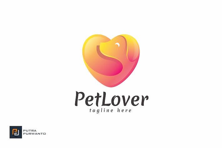 Thumbnail for Pet Lover - Logo Template