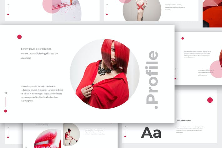 Cover Image For Redialo Branding Guideline Google Slides Template