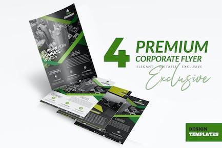 Premium Corporate Flyer