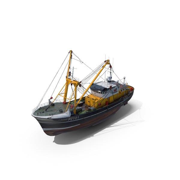 Thumbnail for Fishing Trawler