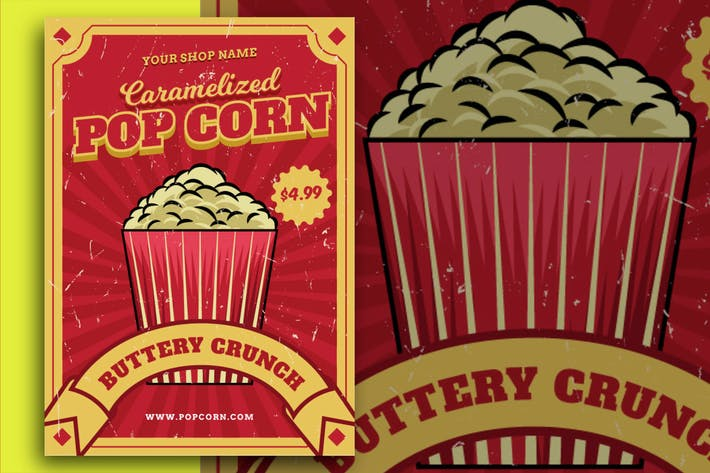 Thumbnail for Pop Corn Flyer