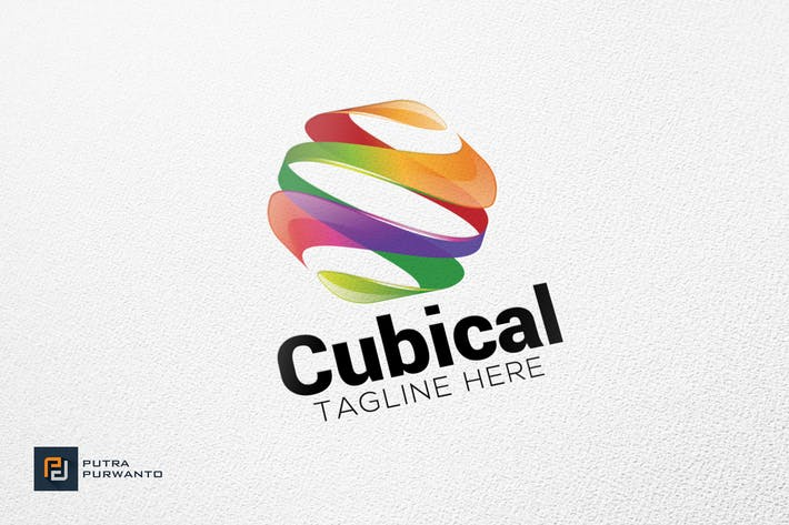 Cubical - Logo Template