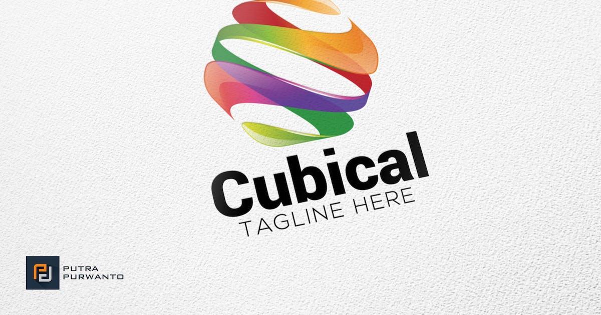 Download Cubical - Logo Template by putra_purwanto