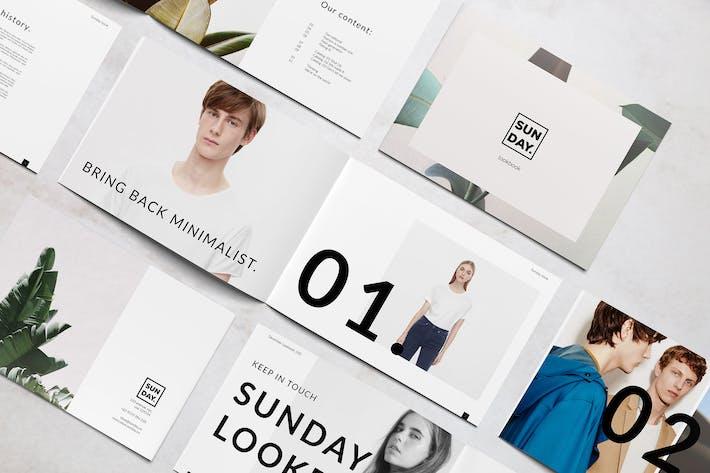 Thumbnail for Sunday Lookbook