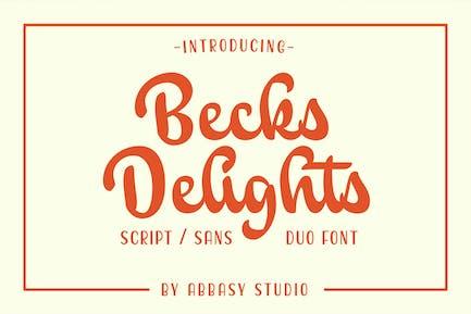 Becks Delights