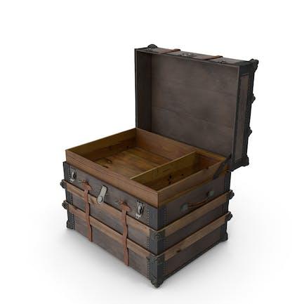 Dampfgarer Kofferraum