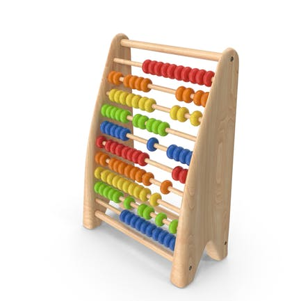 Wooden Educational Counter