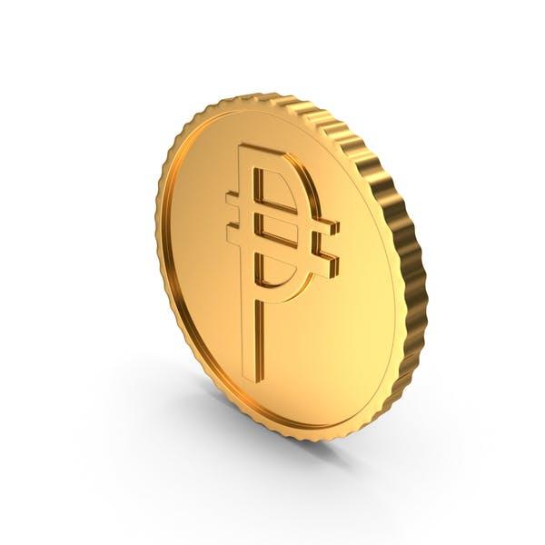 Gold Coin Pesos