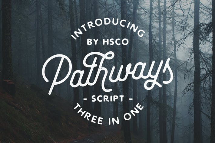 Thumbnail for Pathways | 4 Styles + Bonuses