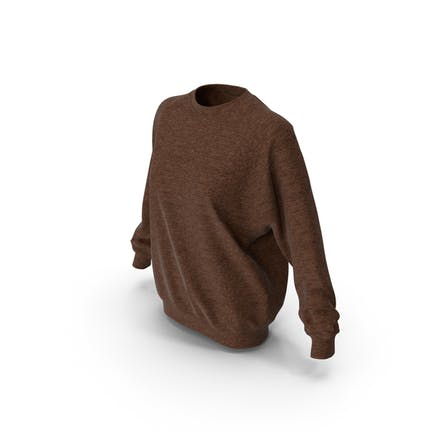 Women's Sweater Brown