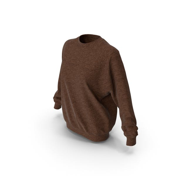 Thumbnail for Women's Sweater Brown
