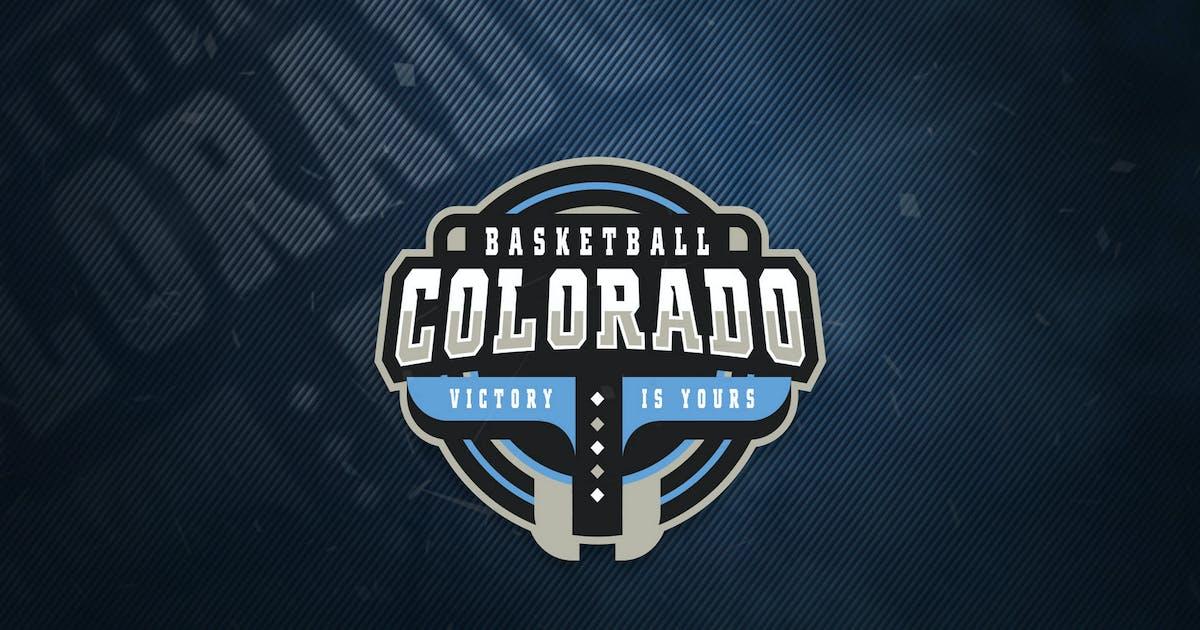 Download Basketball Colorado Sports Logo by ovozdigital