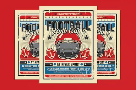 Youth Football Camp