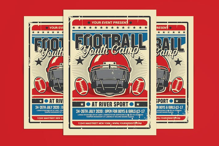 Thumbnail for Youth Football Camp