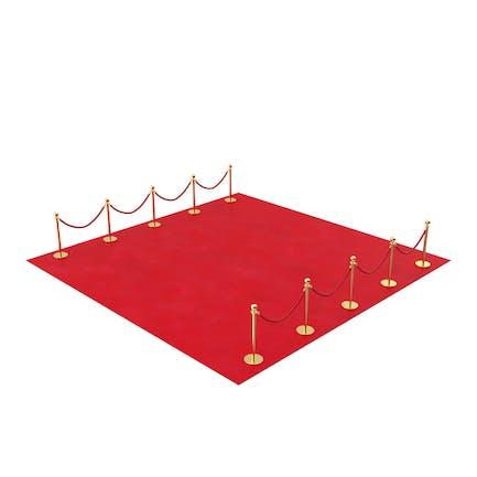 Red Carpet Scene