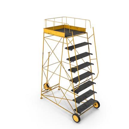 Flugplatz-Leiter groß