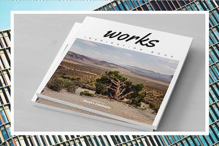Inspiration Portfolio Book