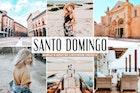 Santo Domingo Mobile & Desktop Lightroom Presets