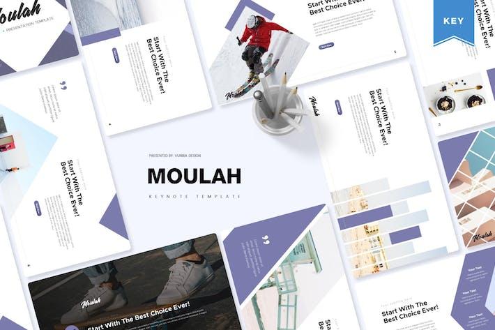 Thumbnail for Moulah| Keynote Template