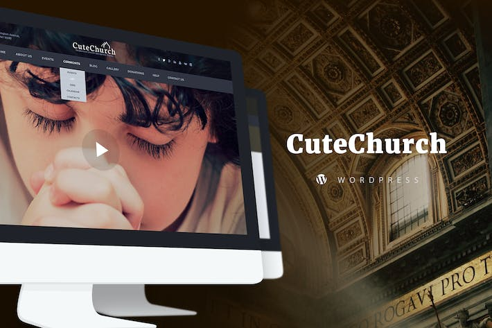 Thumbnail for Church, Political, Municipal — CuteChurch WP Theme