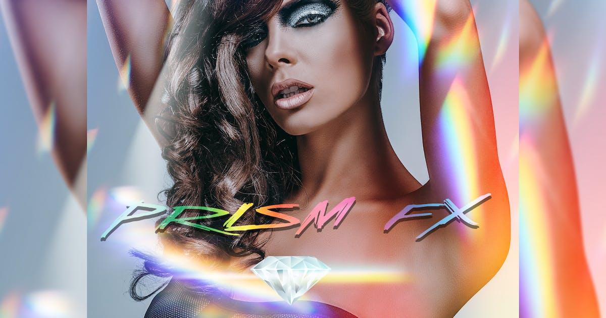 Download PRISM Light FX - Photoshop Action by SupremeTones