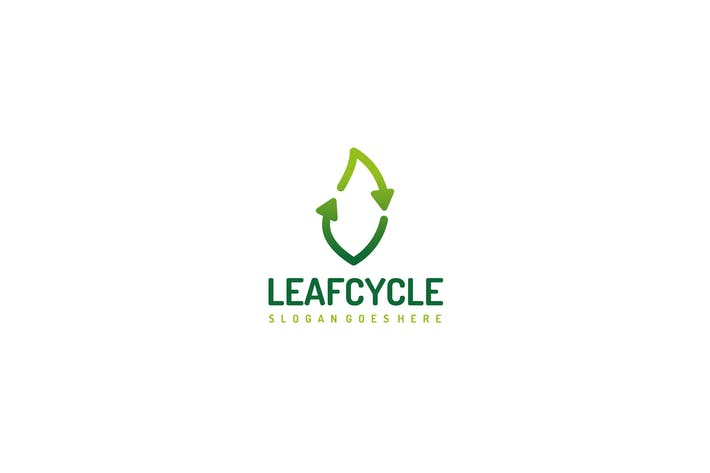 Cover Image For Leaf Cycle Logo
