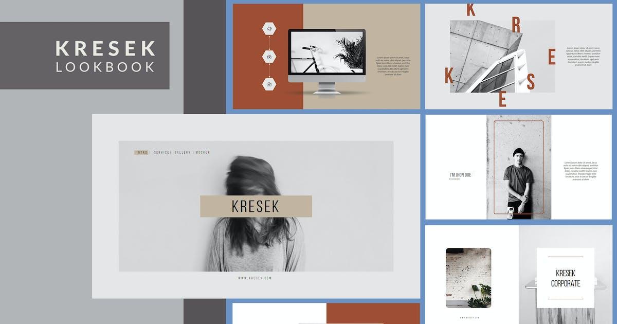 Download Kresek Lookbook - Keynote Template by putra_khan