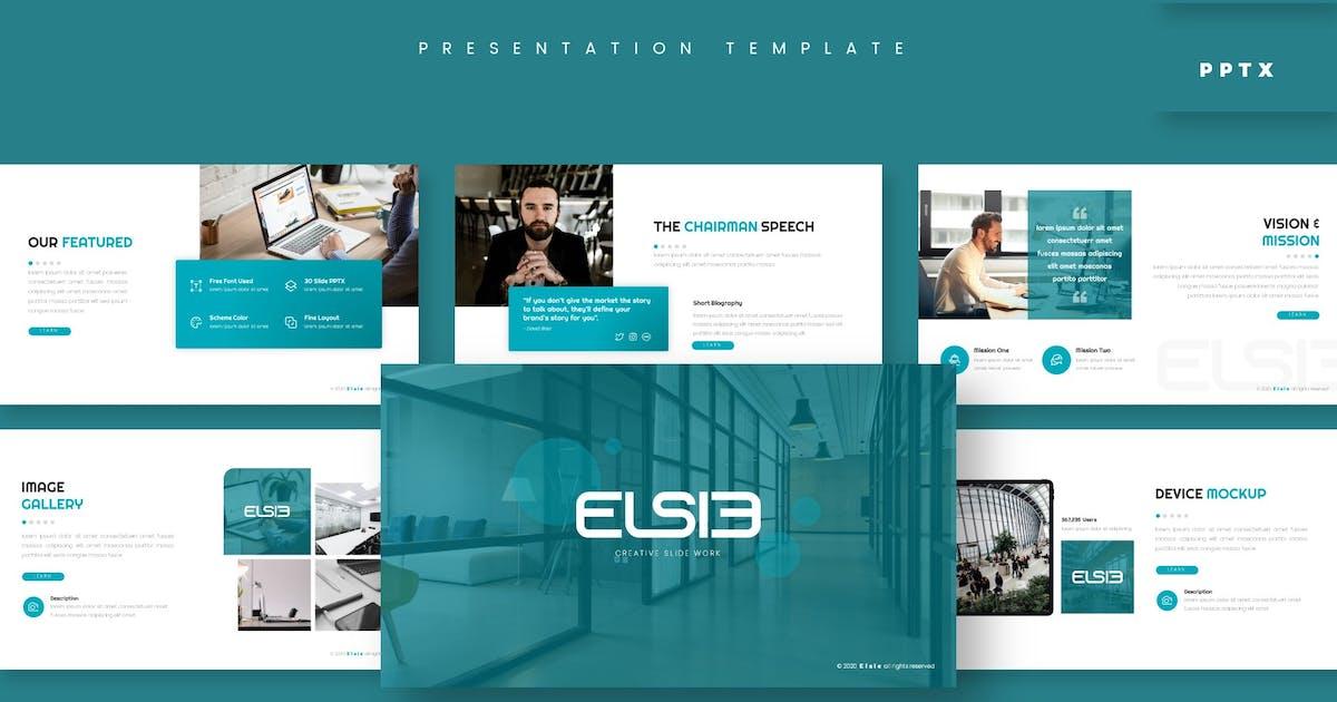 Download Elsie - Presentation Template by aqrstudio