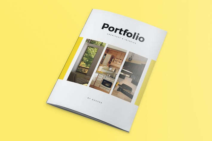 Thumbnail for Minimal Interior & Architecture Portfolio