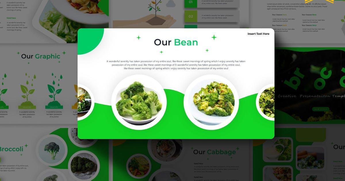 Download Brocol   Google Slides Template by Vunira