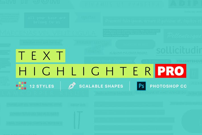 Thumbnail for Text Highlighter Pro