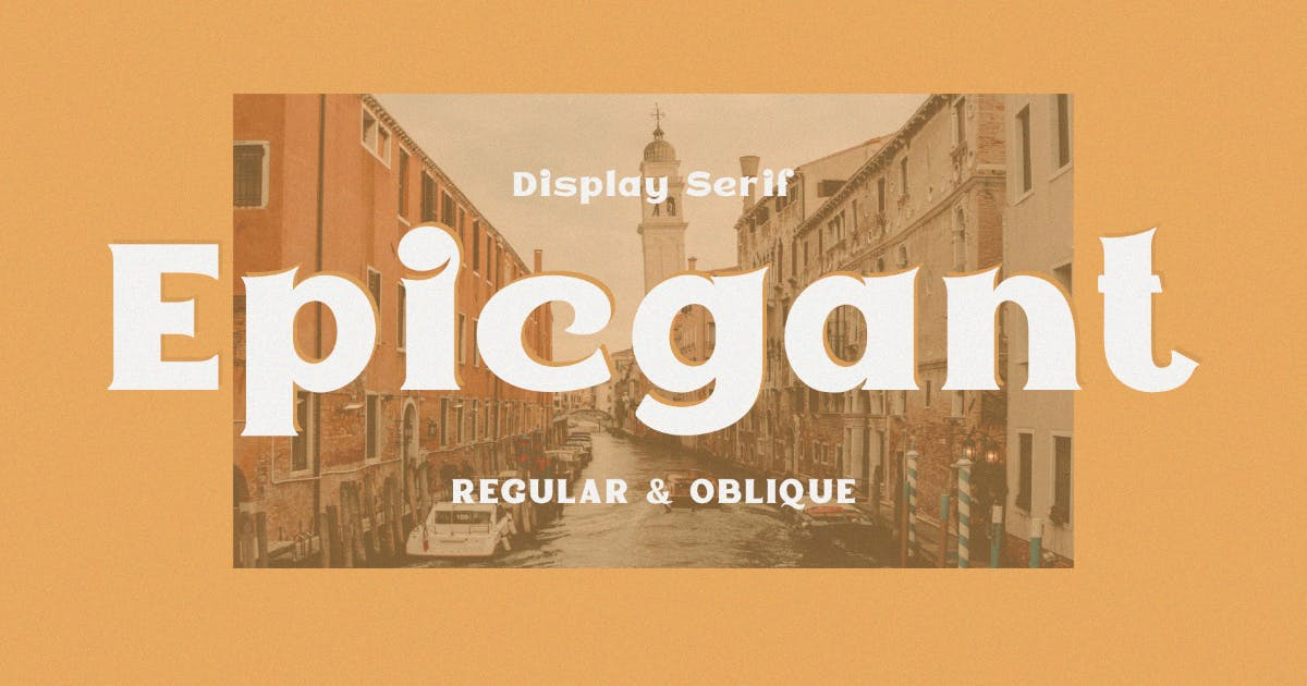 Download VT Epicgant Classic Serif by MartypeCo