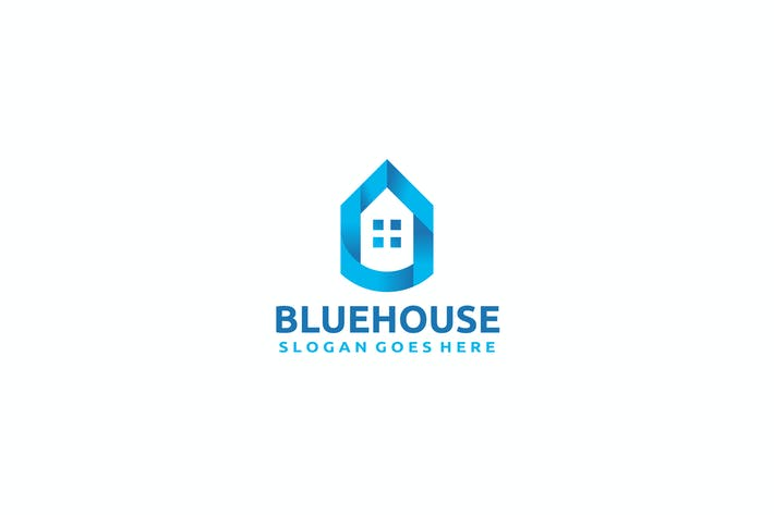 Thumbnail for Blue House Logo