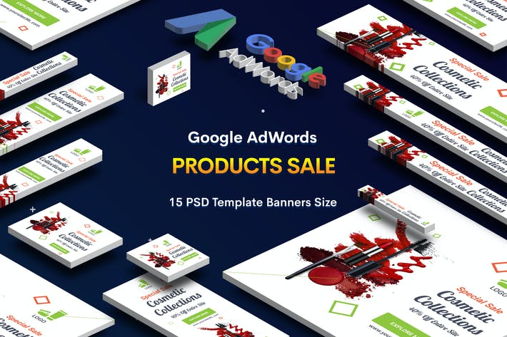Thumbnail for Product Sale Banners Ad