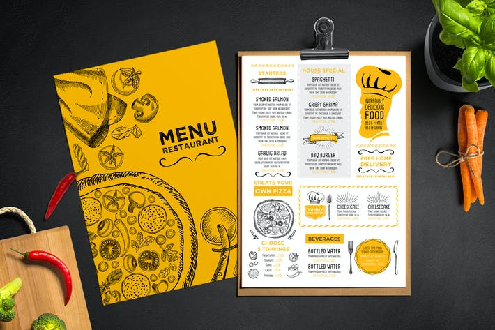 Thumbnail for Food Menu Restaurant