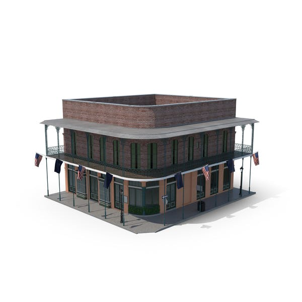 Thumbnail for New Orleans Building