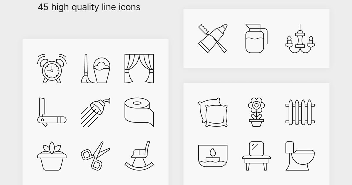 Download Home Icons by polshindanil