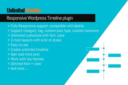 Timeline Responsive Wordpress plugin