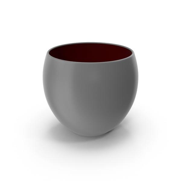 Thumbnail for Ceramic Pot Gray