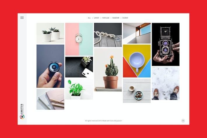 Thumbnail for Kassia - Photography WordPress Theme