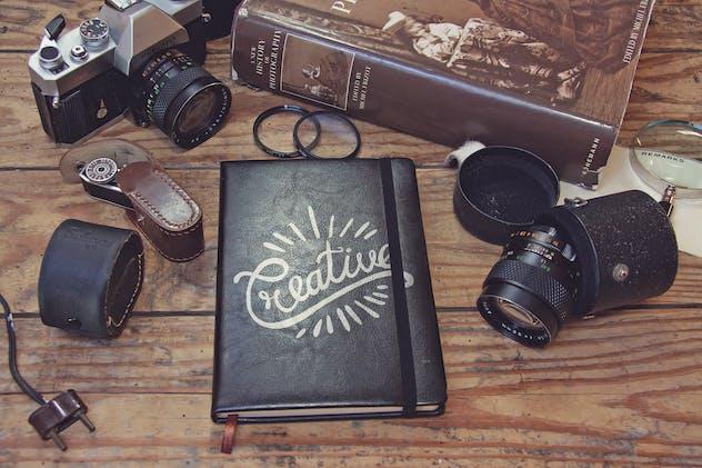 Pocket Notebook Cover