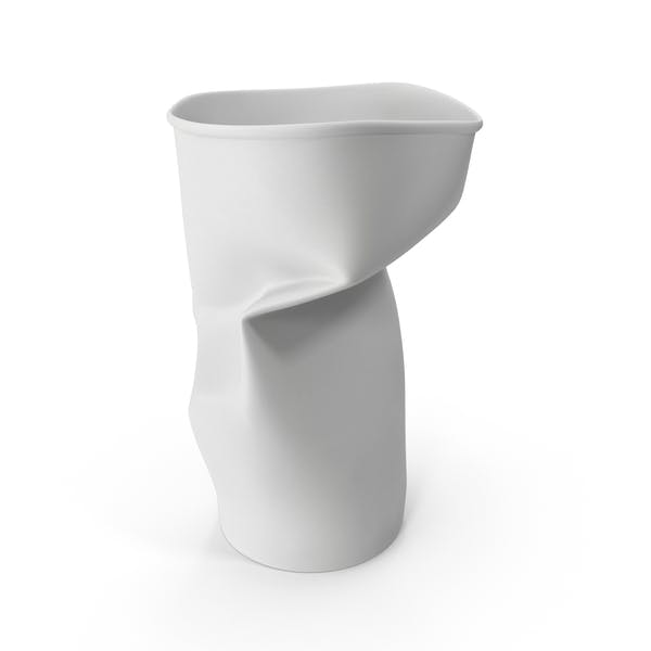 Crushed Drink Cup