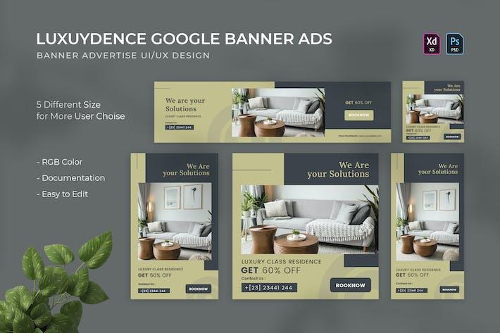 Luxuydence | Google Ads
