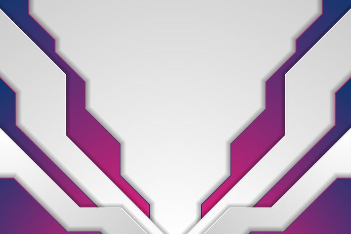 Thumbnail for Abstract tech corporate vector background