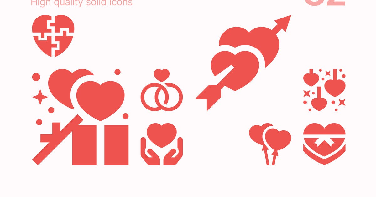 Download Romance Icons by polshindanil
